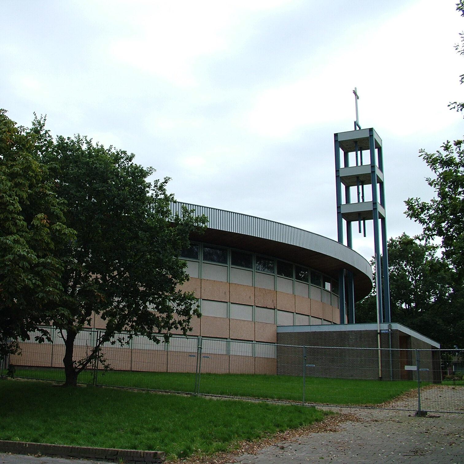 MarieTenHemelopnemingkerk