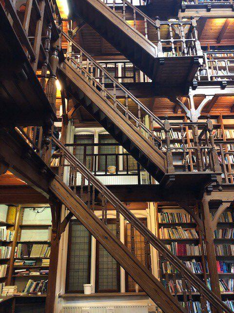 Canisius College oud bibliotheek2