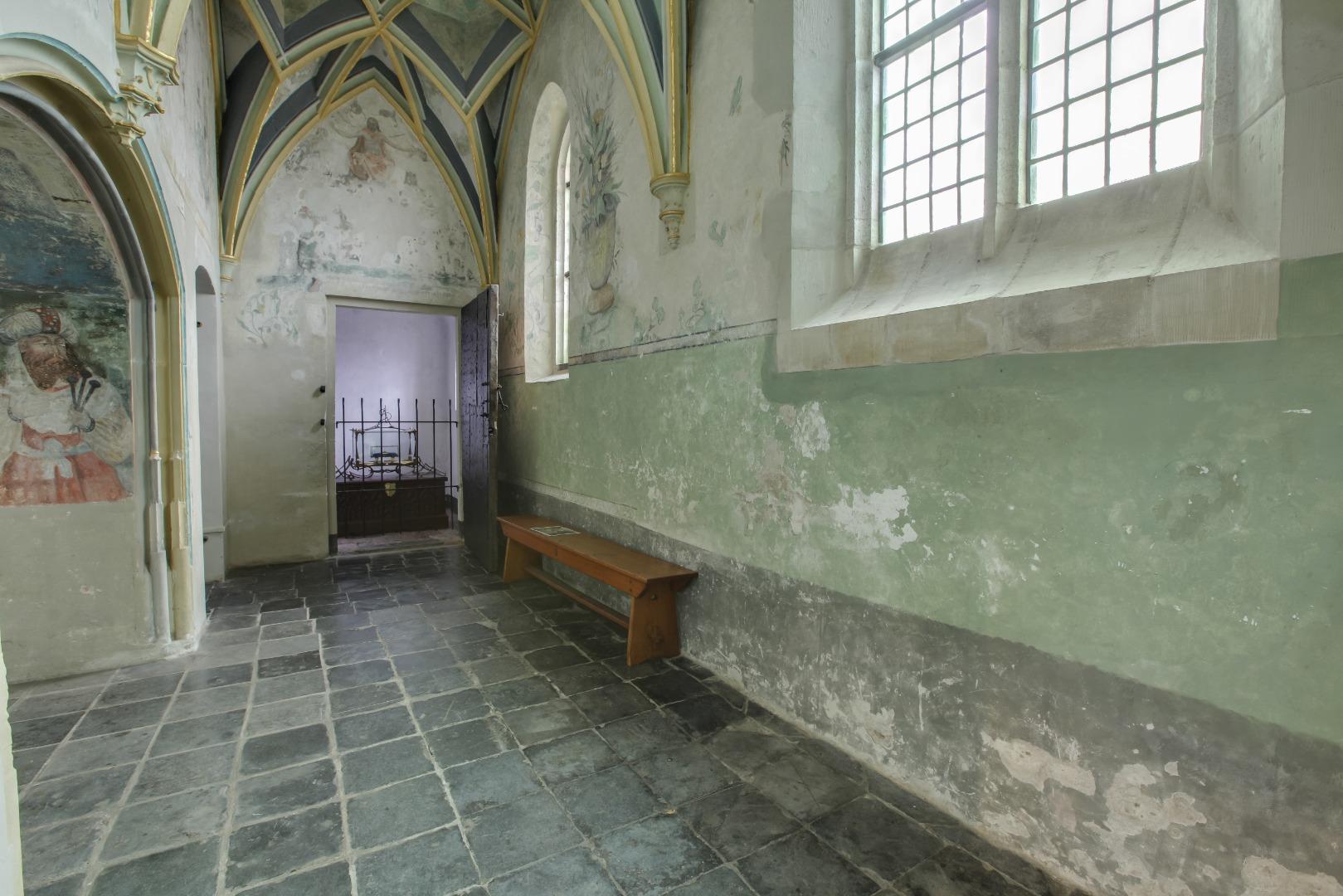 Stevenskerk Heilige grafkapel - © Patrick van Bree