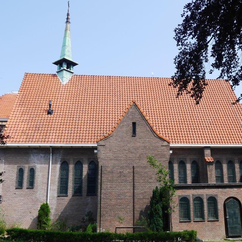 34. Byzantijnse kapel